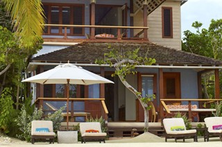 GoldenEye Two Bedroom Villa