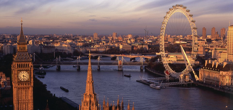 Luxury Holidays in London