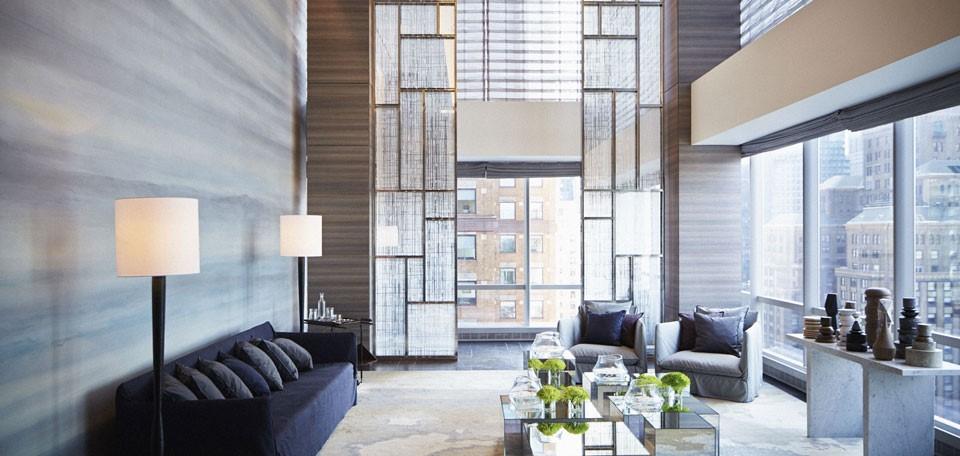 Park hyatt luxury hotel new york for Destination spas near nyc