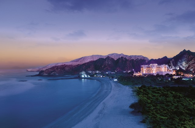 5 stars and 5 reasons to stay at The Chedi Muscat!