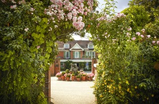 Chewton Glen...the perfect answer to all your prayers