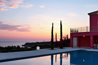 Villa on the Rock, Kefalonia