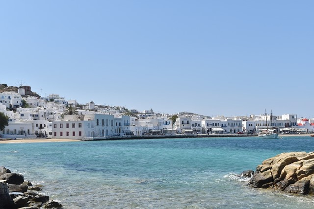 A Trip to the Greek Islands of Mykonos & Paros