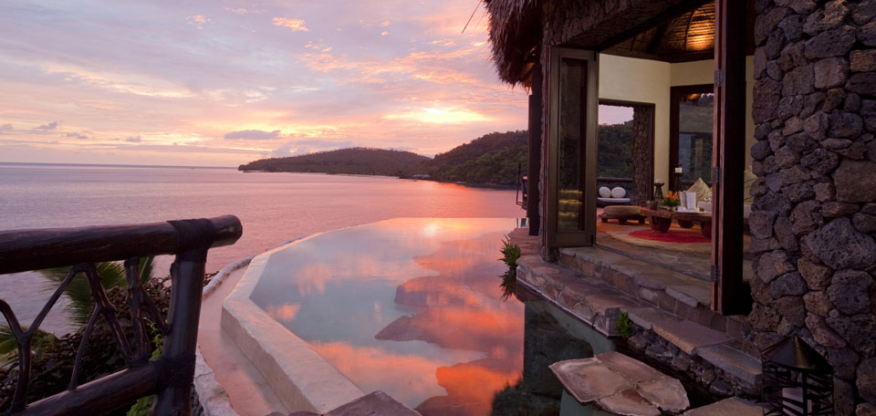 Luxury Fiji Holidays