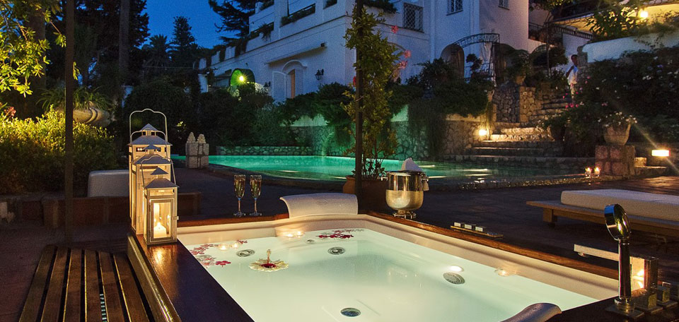 Luxury Capri Holidays