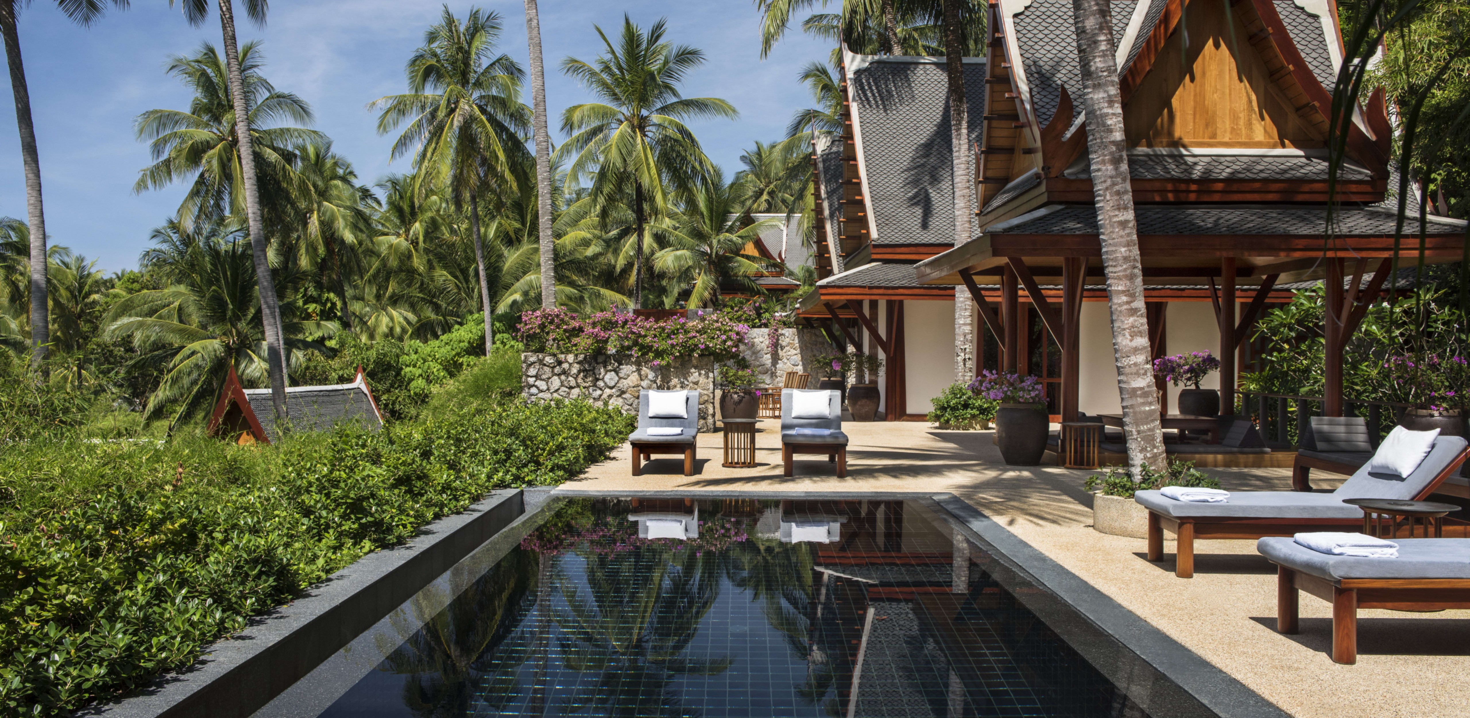 luxury thailand holiday