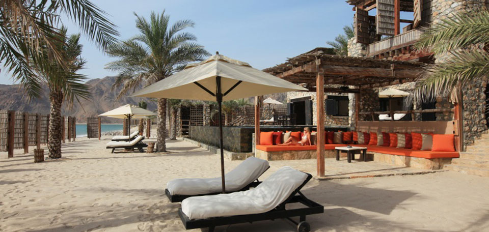 luxury oman holiday
