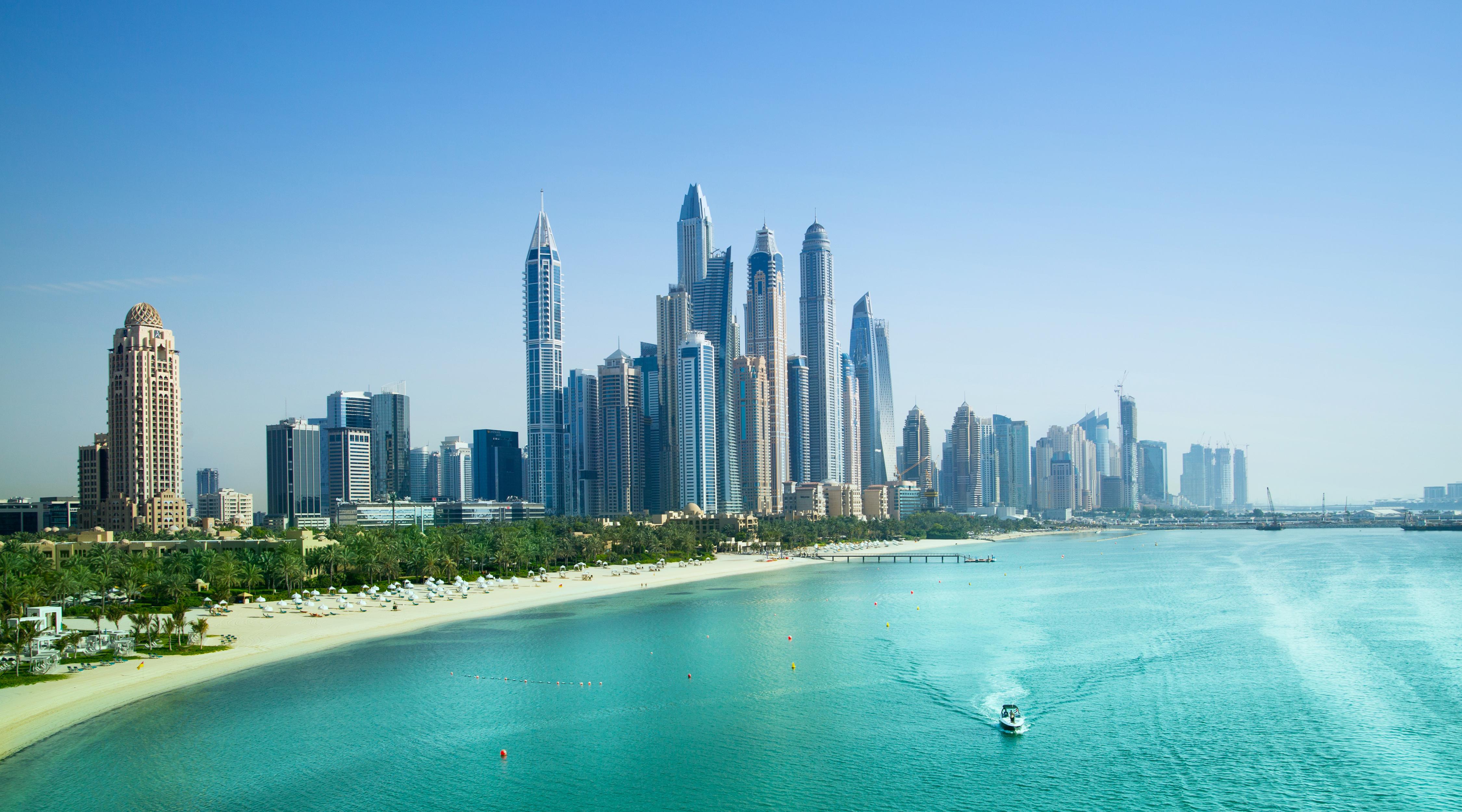 Dubai Skyline Luxury Holidays