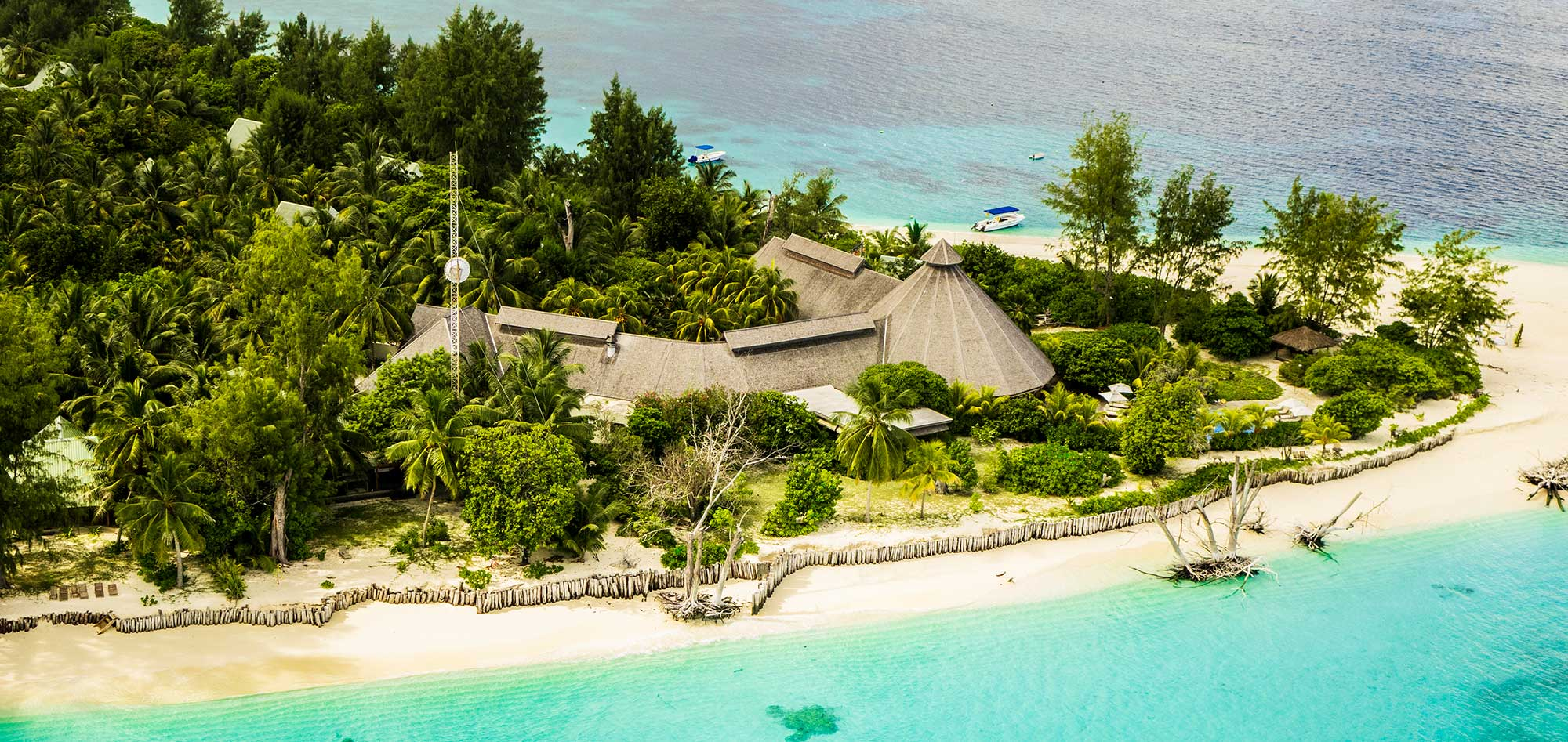 Denis Private Island Luxury Holiday Seychelles