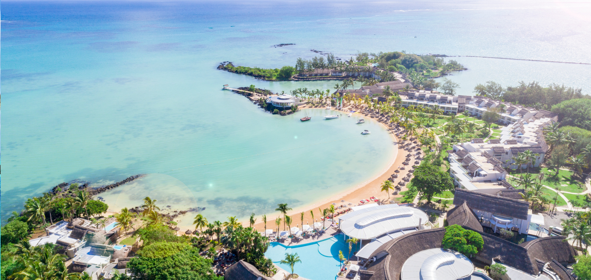LUX Grand Gaube Mauritius Luxury Holiday