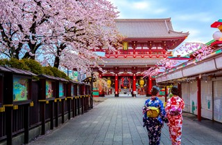 Experience a new culture in Japan