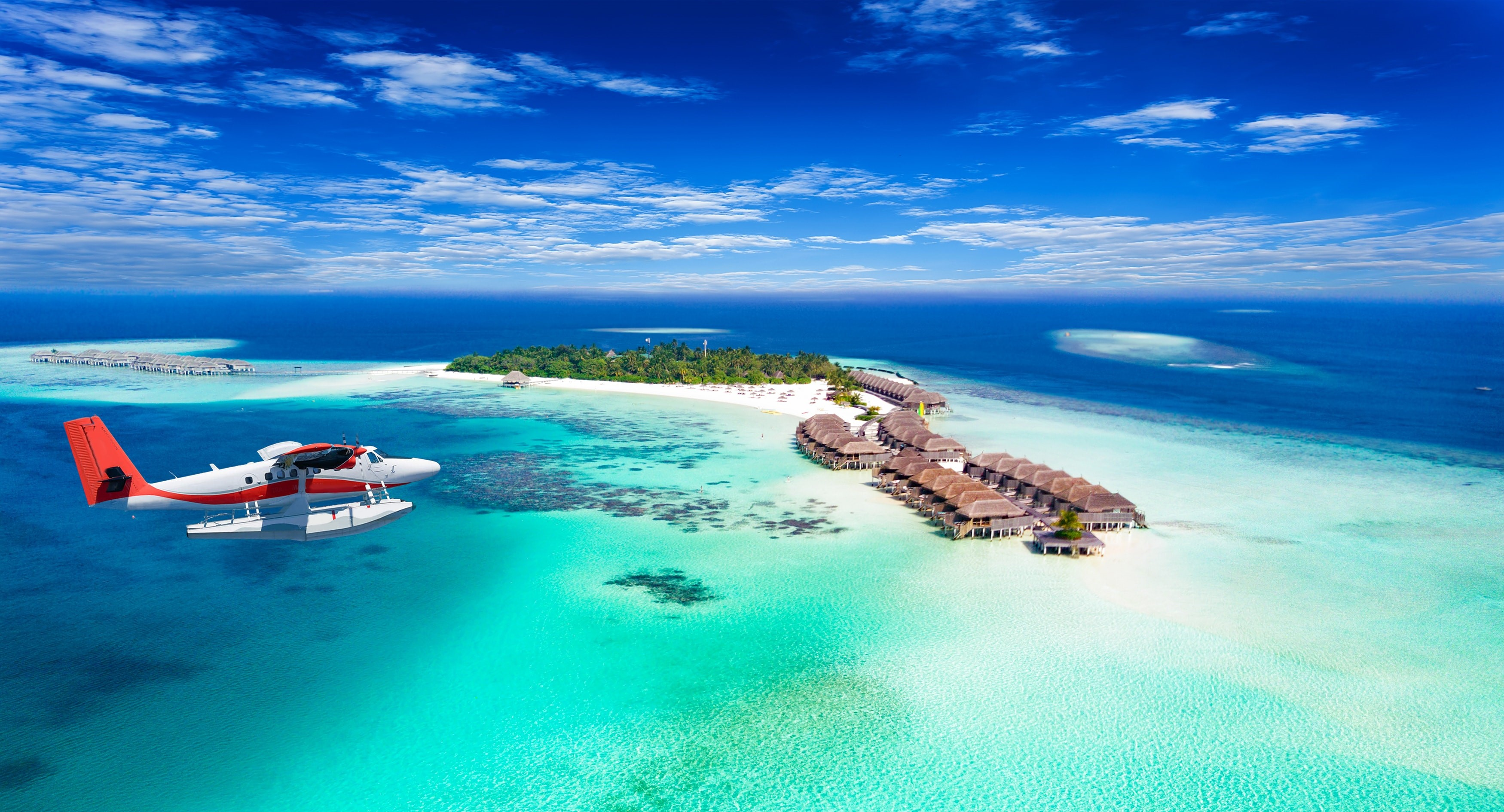 A Maldives Island Escape 2020