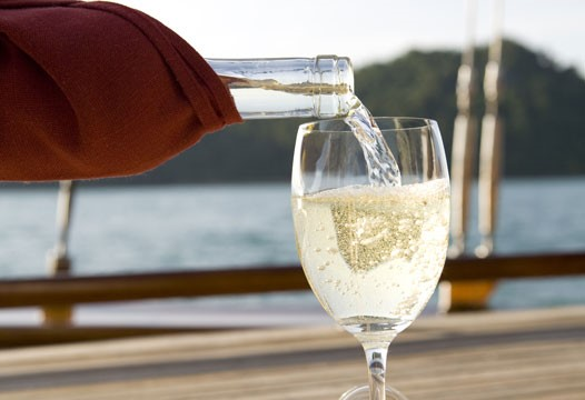 Fancy a nice glass of bubbly? Come to Langudoc, home to the first ever sparkling wine!