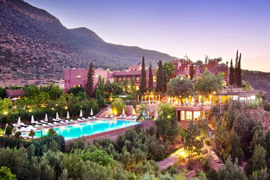 Christmas with a difference? Fantastic offers in Morocco