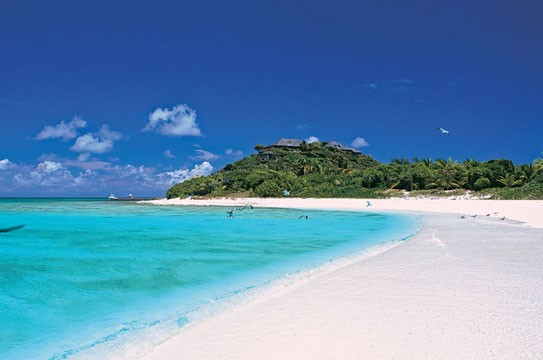 Necker Island - Open for Business in 2012!