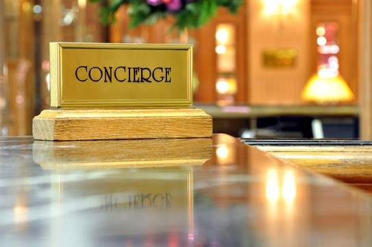 Calls for Agents to start charging for Concierge services....not us, no way, never!