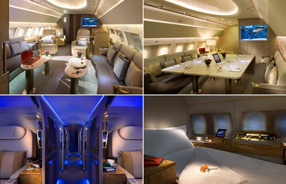 EMIRATES EXECUTIVE - NEW LUXURY PRIVATE YET CHARTER SERVICE