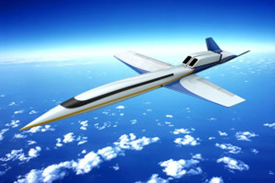 The World's First Supersonic Jet