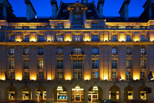 Luxury at The Ritz, London
