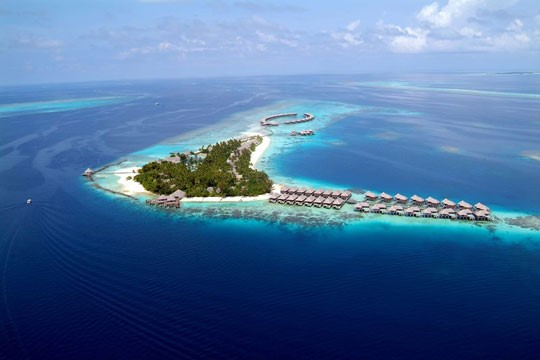A tropical Easter in the Maldives