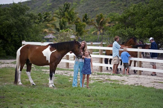 AUGUST FAMILY GETAWAYS AT BIRAS CREEK - BRITISH VIRGIN ISLANDS