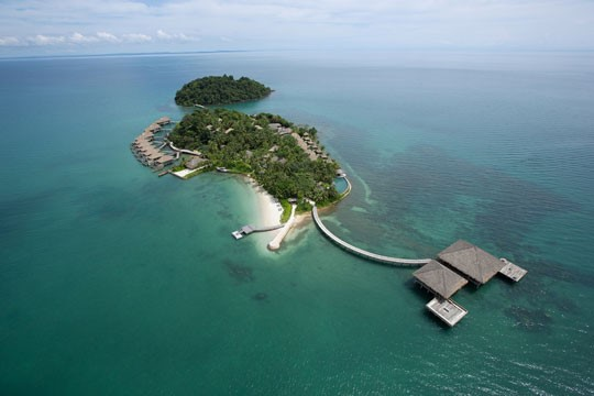 SONG SAA PRIVATE ISLAND RESORT – CAMBODIA